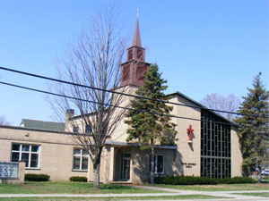 Camden United Methodist Church